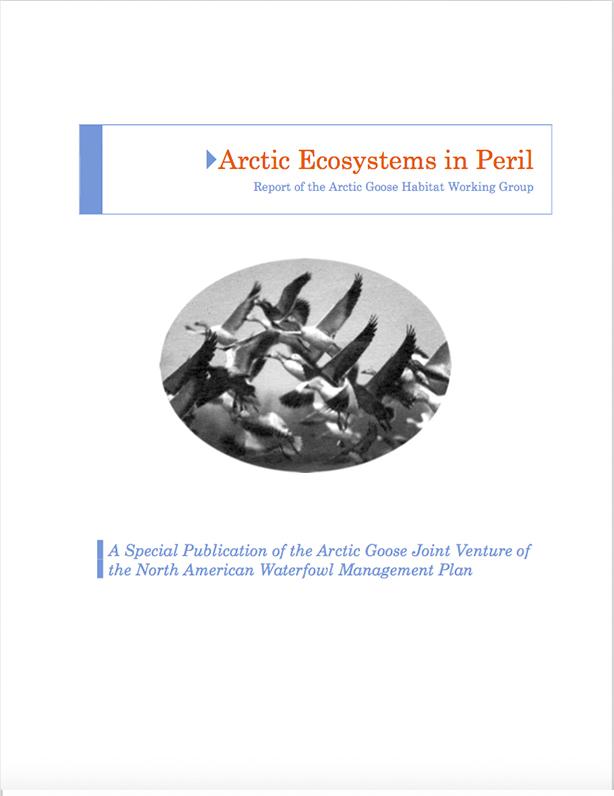 Arctic Ecosystems in Peril