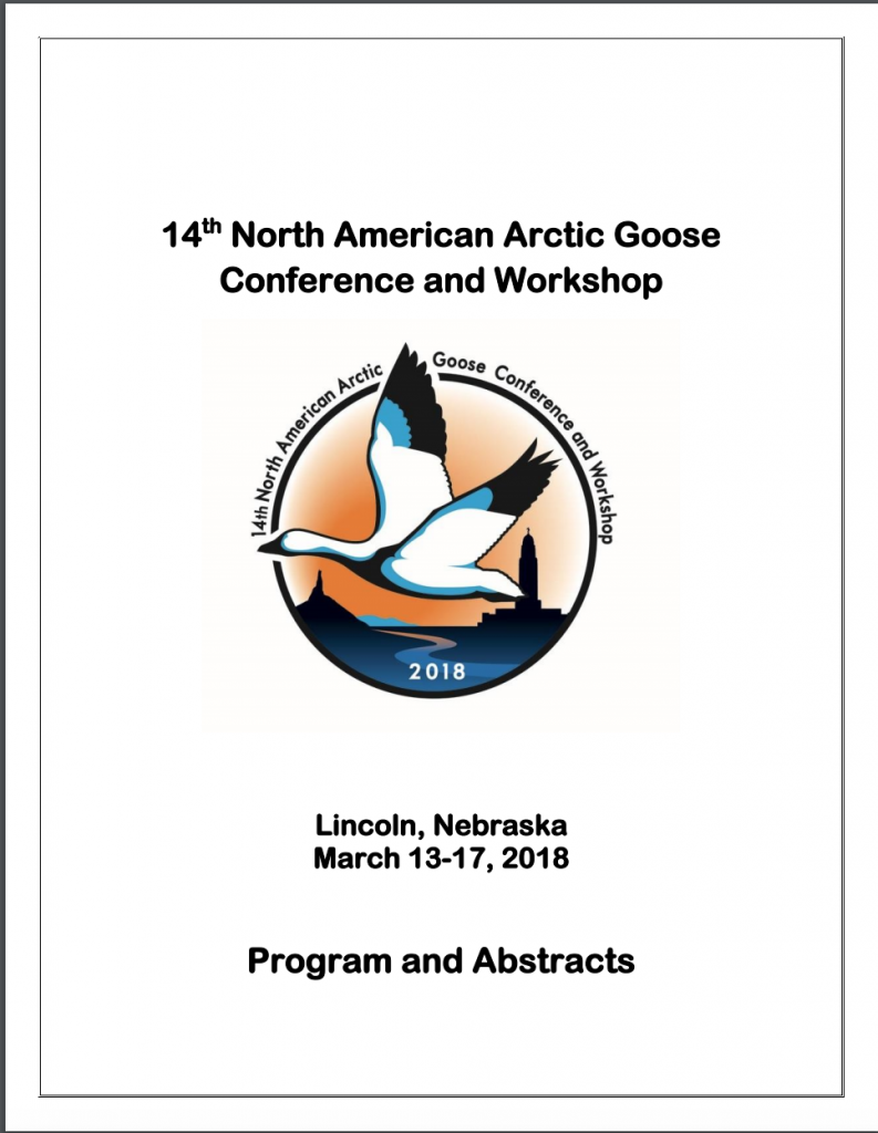 14th NAAG Conference and Workshop